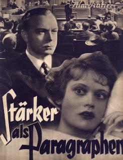 尽管新政党当带来了紧张的政治氛围,马杰尔还是接受了委托,在1936年使用乐团电声琴为于尔根·冯·阿尔滕(Alten)的电影《法条之上》(Stärker als Paragraphen)制作了音效。该电影由鲁道夫·佩拉克(Rudolf Perak)配乐。