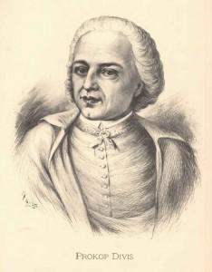 瓦茨拉夫•普洛科普•戴维斯(Václav Prokop Diviš ,1698 – 1765)
