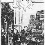 歌弧效应:通过碳弧灯演奏电传簧风琴