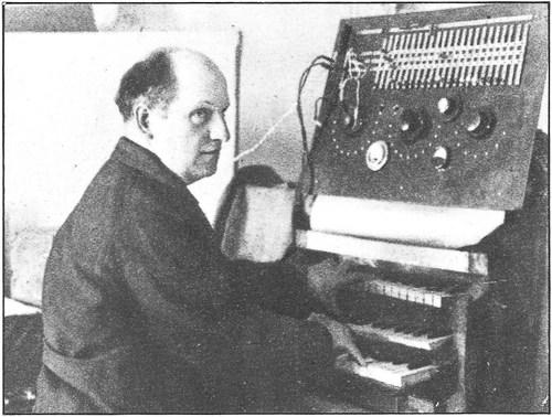 键盘宇宙电声琴