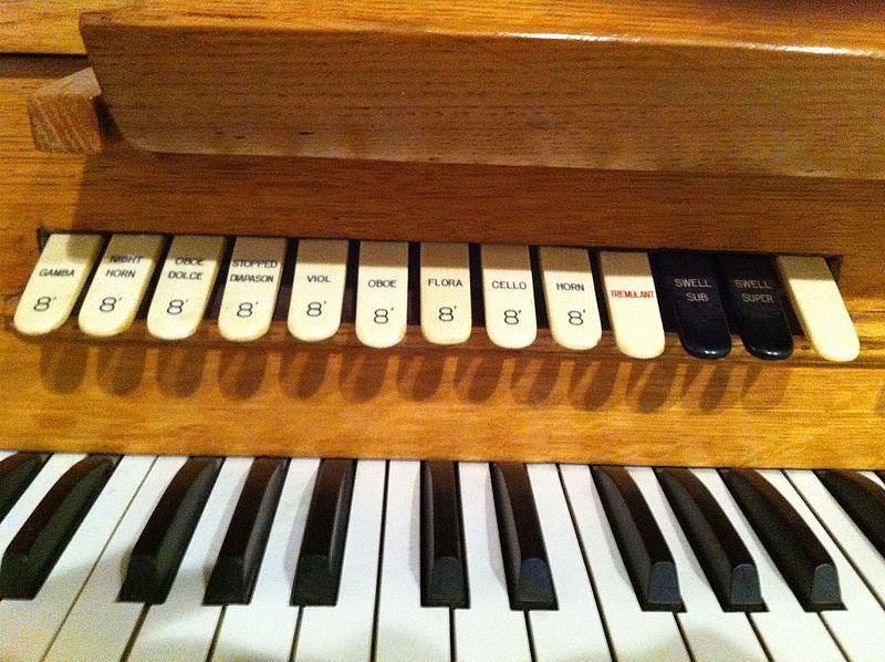 1937年版波形风琴,图:加拿大国家音乐中心© 2016 National Music Centre, Calgary.AB.