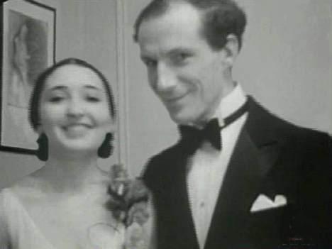 泰勒明与泰勒明琴演奏者克拉拉·洛克莫(Clara Rockmore)