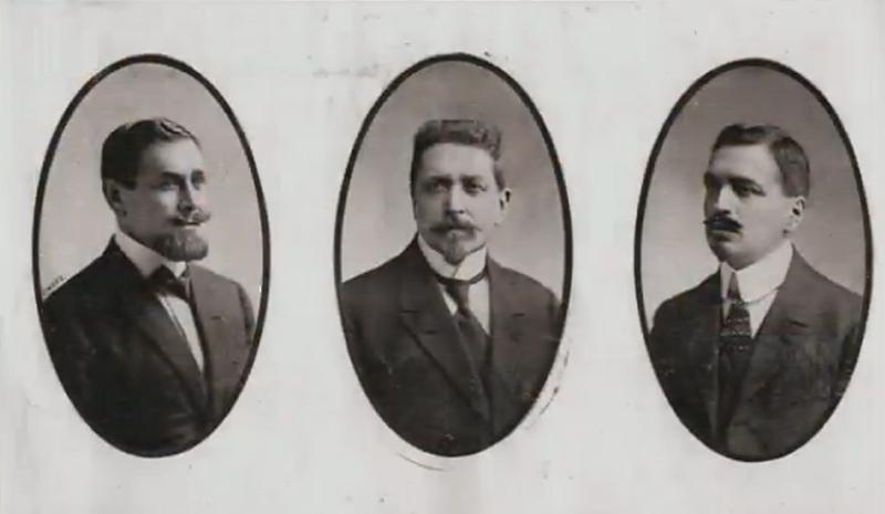 科普勒克斯兄弟,保罗,里昂,埃洛伊