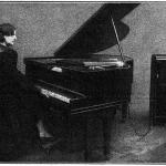 电子钢琴(The Télépiano),1922年