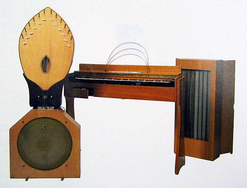 马特诺电子琴(Ondes Martenot)