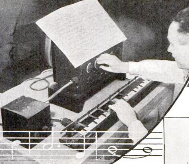 美国杂志《大众机械》中的特劳特温琴照片(1939年)