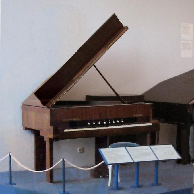 电唱琴,慕尼黑德意志博物馆馆藏