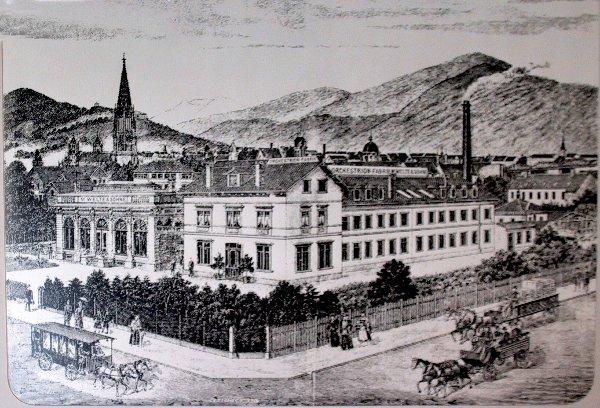 威尔特工厂,位于德国弗莱堡