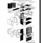 """叶列梅夫有关""""基于胶片的光电音源乐器""""的专利,1935.6"""