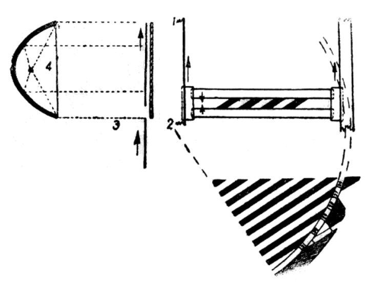 滑动复制工具装置示意图