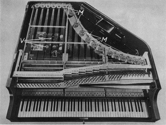 尼奥-贝希斯坦电声钢琴