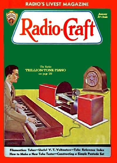 亿音色电风琴(1931)