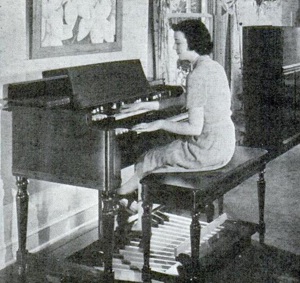 新音琴,《大众机械》,原载于1939年《大众机械》