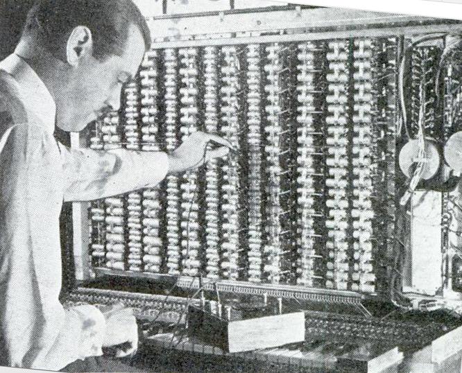 劳伦斯·哈蒙德与新音琴,原载于1939年《大众机械》