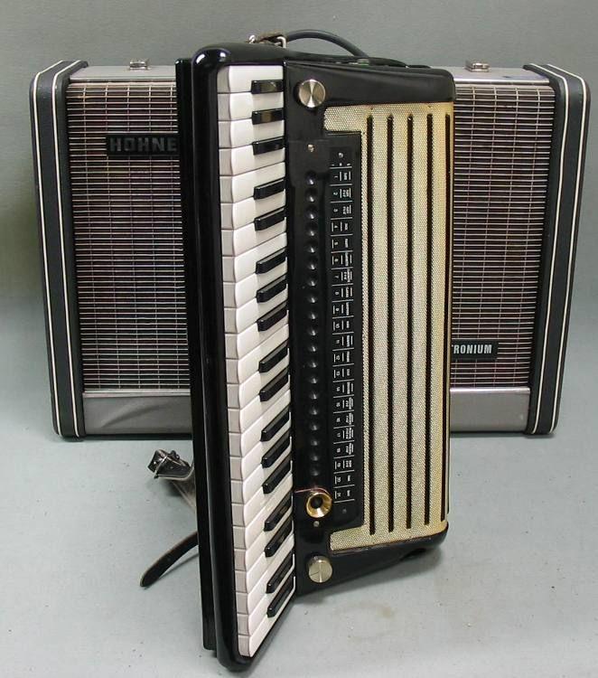 电子风琴,键盘及放大器