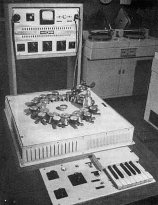 半音型声基变速仪