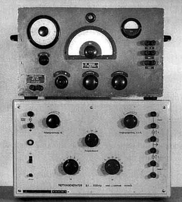 一台低频脉冲发生器