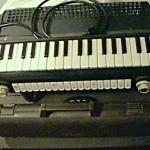 键盘正面图
