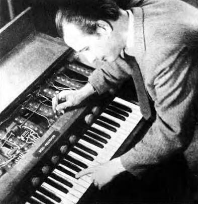 哈拉尔德·博德在1947年发明的音弦琴