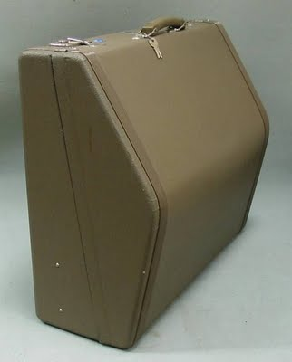 电子风琴的便携箱