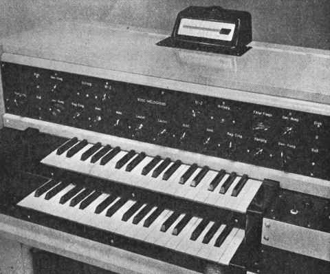 WDR工作室版本的音弦琴