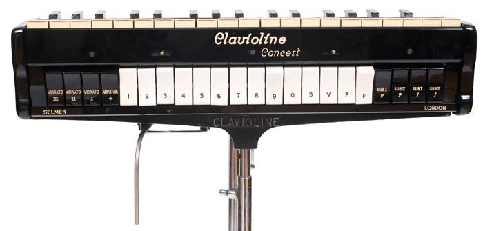 塞尔默产音乐厅型电子钢片琴