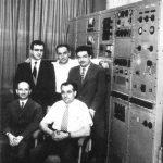 贝里奥,祖克利,马代尔纳,列蒂和卡斯泰尔诺沃(Castelnuovo),于意大利广播电视公司语音学工作室,米兰