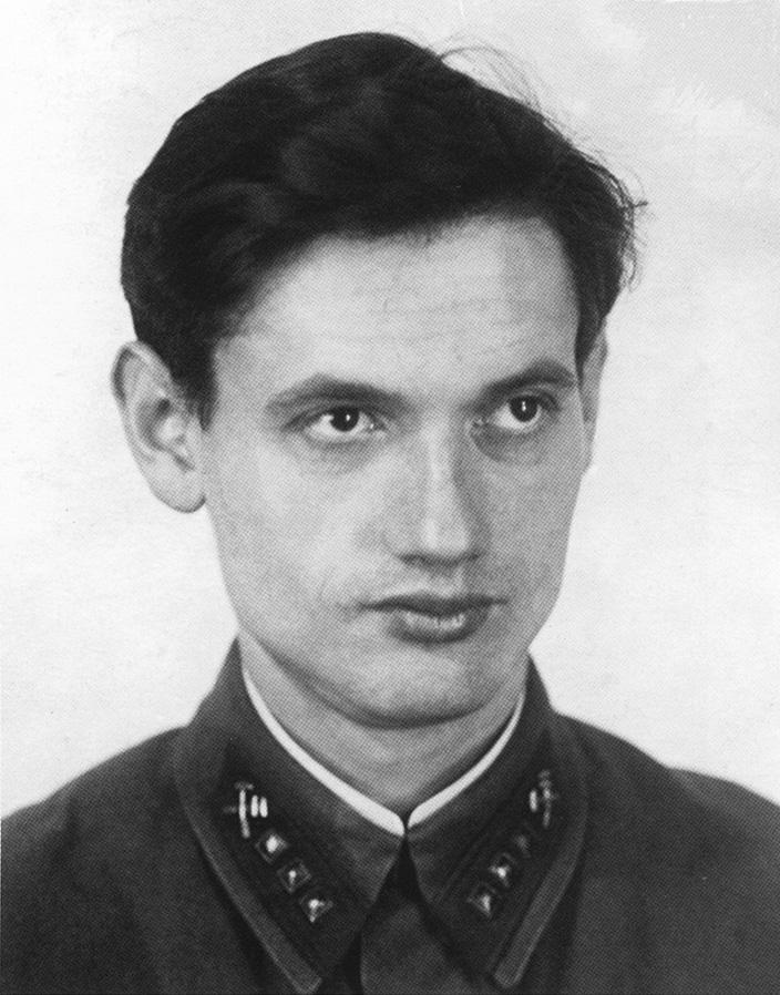 尤金·亚历山德罗维奇·穆尔济(Yevgeny Alexandrovich Murzin),1914~1970
