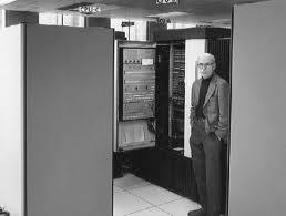 马修斯和IBM 7094计算机