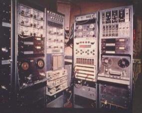 贝尔实验室中的GROOVE,约1970