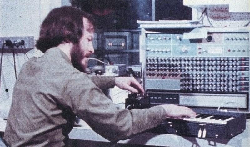 理查德·摩尔与GROOVE系统