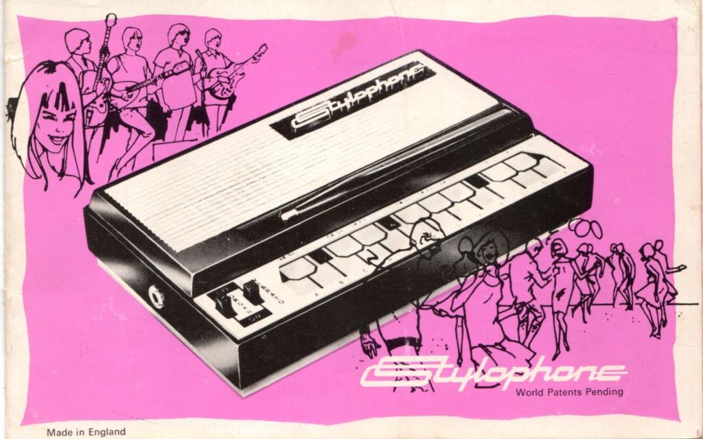 """达布瑞克公司的""""斯特乐风手持笔奏琴"""""""