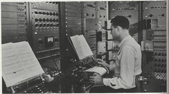 RCA合成器第二代
