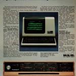 1981年键盘合成器 II 广告