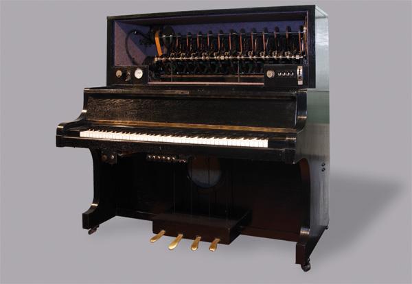 1927年版的超级钢琴,奥地利维也纳科技博物馆(Museum of Technology,Vienna Technical Museum)馆藏