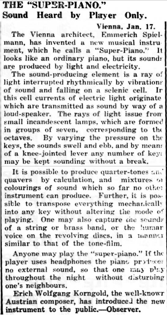 澳大利亚报纸《水星》(The Mercury)剪报(塔斯马尼亚州霍巴特,1860~1954)