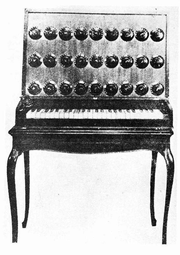 泰勒明电风琴
