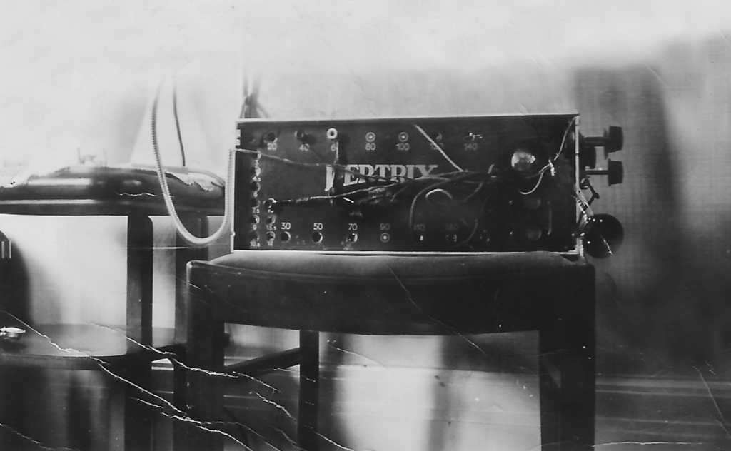 萨拉加发生器,供图/萨拉加家族资料