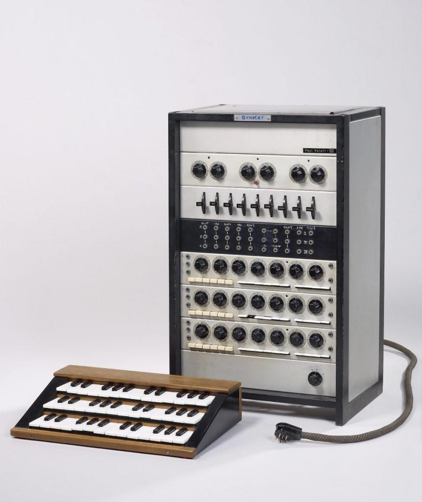 卡托夫合成器,1965年